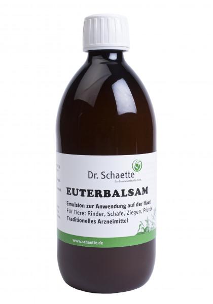 Euterbalsam Dr. Schaette 500 ml Flasche