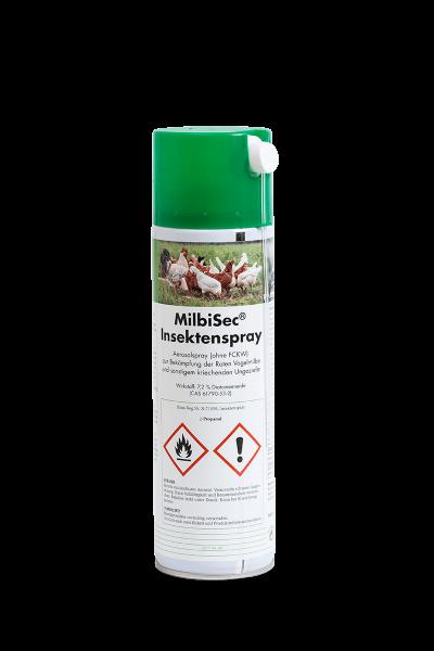 MilbiSec® - Insektenspray 500 ml