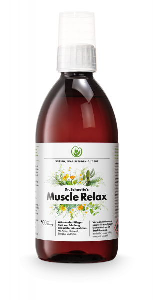 Dr. Schaette´s Muscle Relax 500 ml