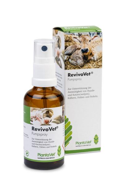 RevivoVet® - Sprühflasche 50 ml mit Faltschacchtel