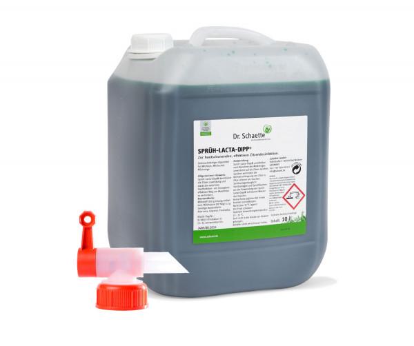 Sprüh-Lacta-Dipp® 25 l Kanister inkl. Auslaufhahn