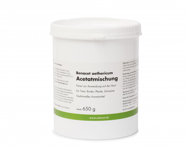 Benacet aethericum Acetatmischung 650 g Dose