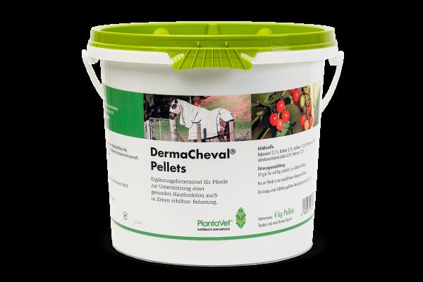DermaCheval® - Eimer Pellets 4 kg