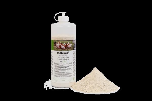 MilbiSec® - Stäubeflasche Pulver 200 g