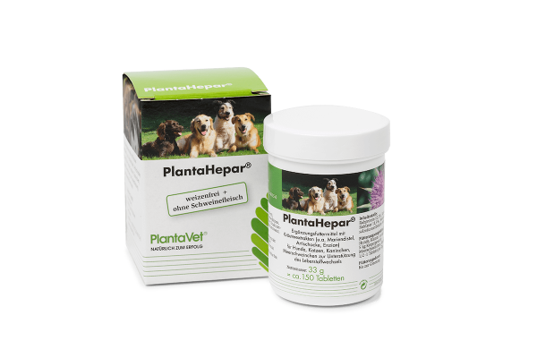PlantaHepar® - 150 Tabletten