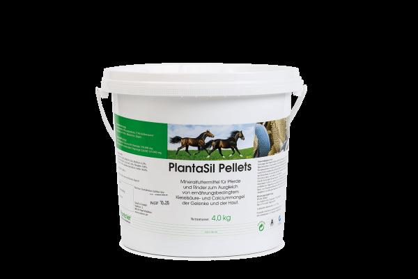 PlantaSil® - Pellets 4 kg Eimer