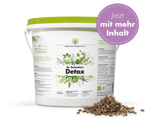 Dr. Schaette Detox, Eimer 3,5 kg
