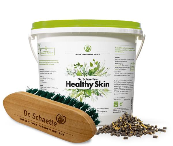 Dr. Schaette´s Healthy Skin 4 kg mit Holzbürste