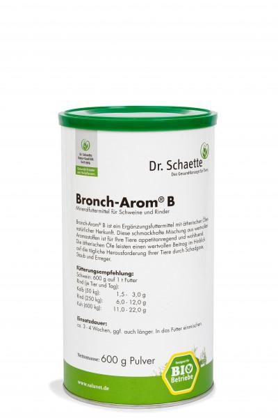 Bronch-Arom® B Pulver 600 g Dose