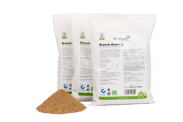 Bronch-Arom® B Pulver 600 g Beutel