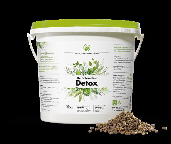 Dr. Schaette´s Detox 3 kg