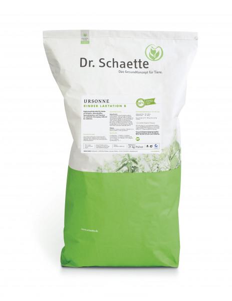 Ursonne Rinder Laktation B - Pulver 25 kg Sack