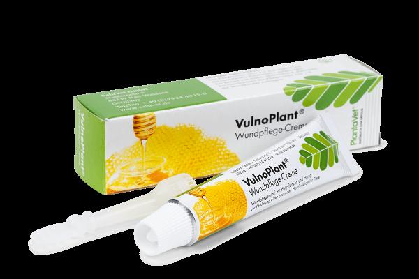 VulnoPlant® Wundpflege-Creme - 10 g Tube