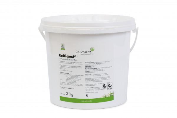 EuDigest® 3 kg Eimer